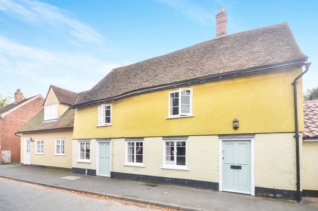 4 Bedrooms Cottage House for sale in Upper Street, Stratford St. Mary, CO7 6JN