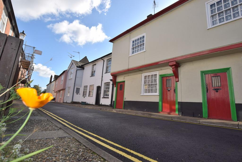 2 Bedrooms Terraced House for sale in Northgate Street, Colchester, CO1 1EZ