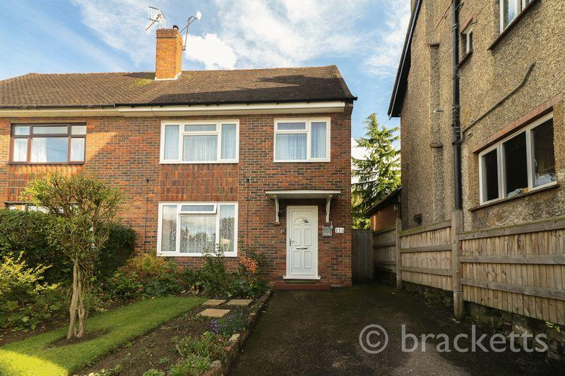 3 Bedrooms Semi Detached House for sale in Ashley Gardens, Rusthall