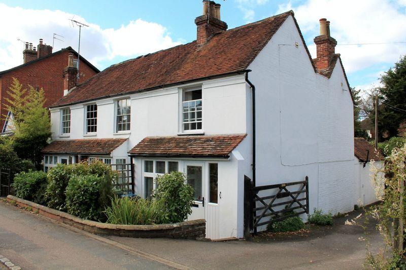 2 Bedrooms End Of Terrace House for sale in High Street, Billingshurst