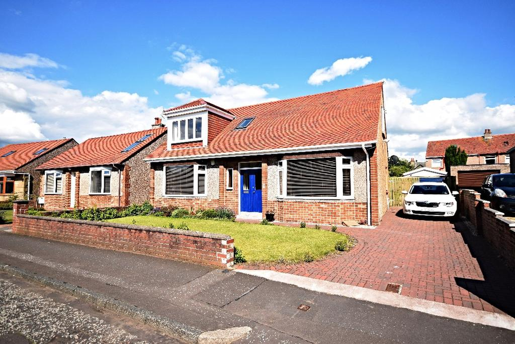 4 Bedrooms Bungalow for sale in Leslie Terrace, Prestwick, South Ayrshire, KA9 1LN