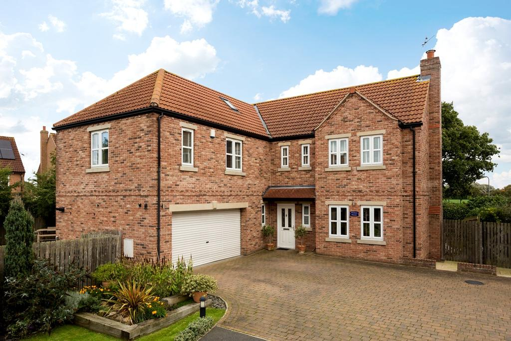 5 Bedrooms Detached House for sale in Wolsey House, Keesbury Park, Cawood, Selby, YO8