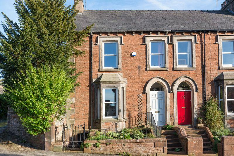 4 Bedrooms Semi Detached House for sale in 47 Wordsworth Street, Penrith