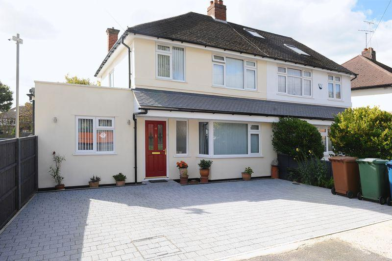 5 Bedrooms Semi Detached House for sale in Rickmansworth Road, Pinner