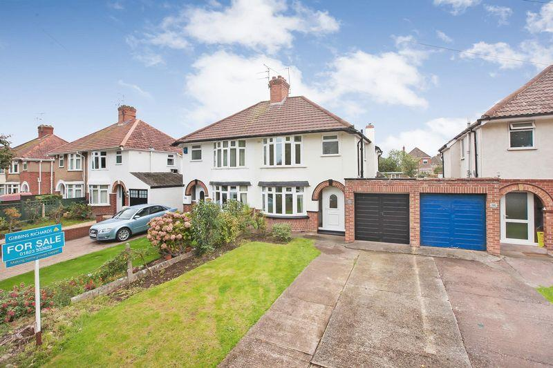 3 Bedrooms Semi Detached House for sale in PRIORSWOOD ROAD