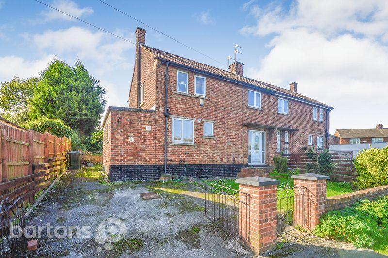 3 Bedrooms Semi Detached House for sale in Monkwood Road, Rawmarsh, ROTHERHAM