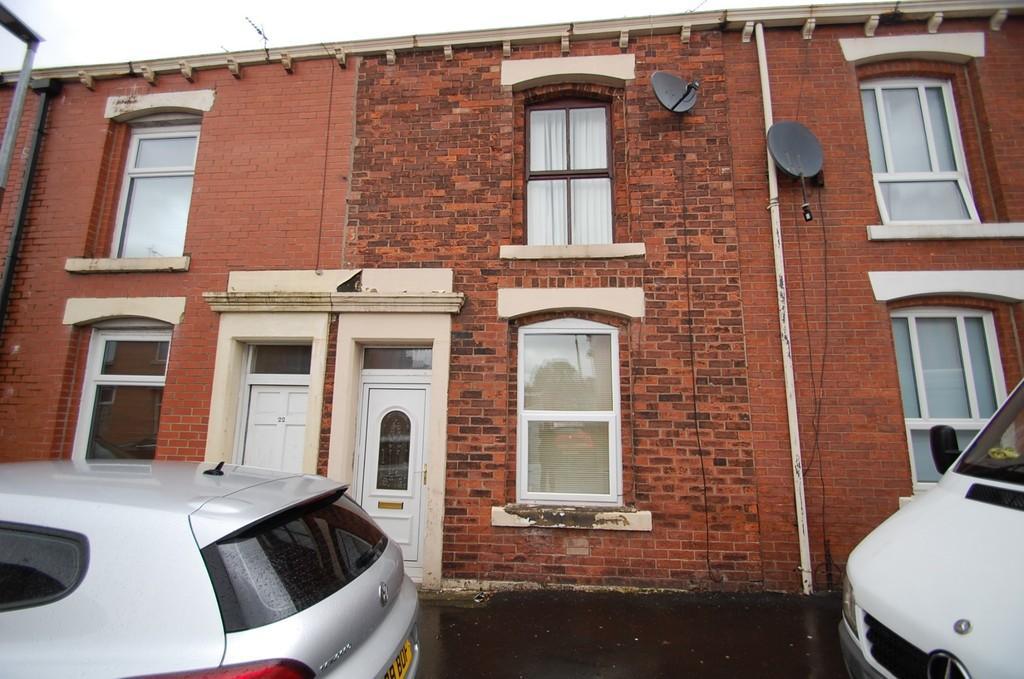 3 Bedrooms Terraced House for sale in Stephen Street, Mill Hill, Blackburn