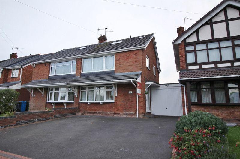 5 Bedrooms Semi Detached House for sale in The Leas, Featherstone, Wolverhampton