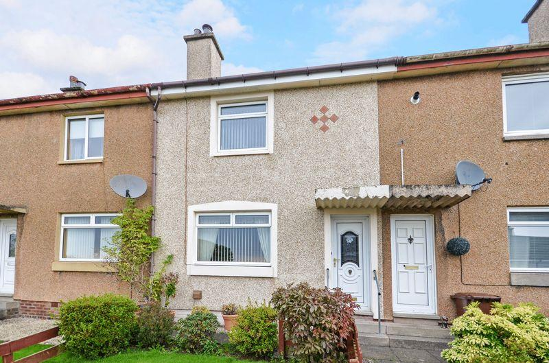 2 Bedrooms Terraced House for sale in Montrose Gardens, Kilsyth