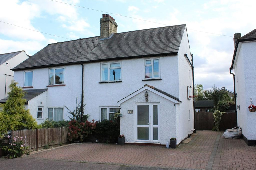 3 Bedrooms Semi Detached House for sale in Coppice Mead, Stotfold, Hitchin, SG5