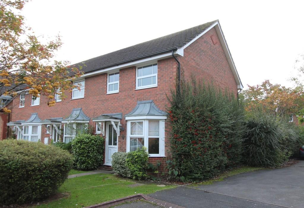 3 Bedrooms Town House for sale in Winster Avenue, Dorridge