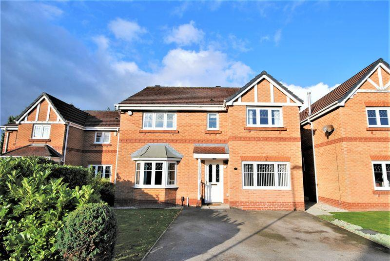 4 Bedrooms Detached House for sale in Naburn Grove, Moreton