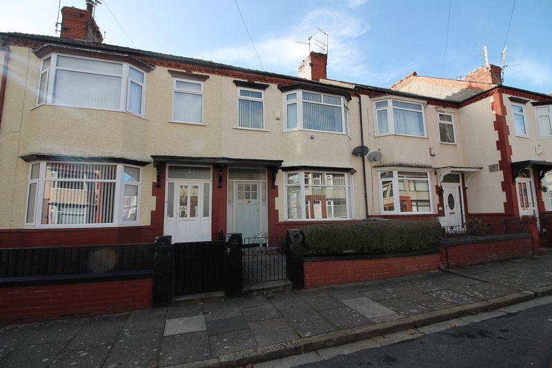 3 Bedrooms Terraced House for sale in Gorsefield Road, Prenton
