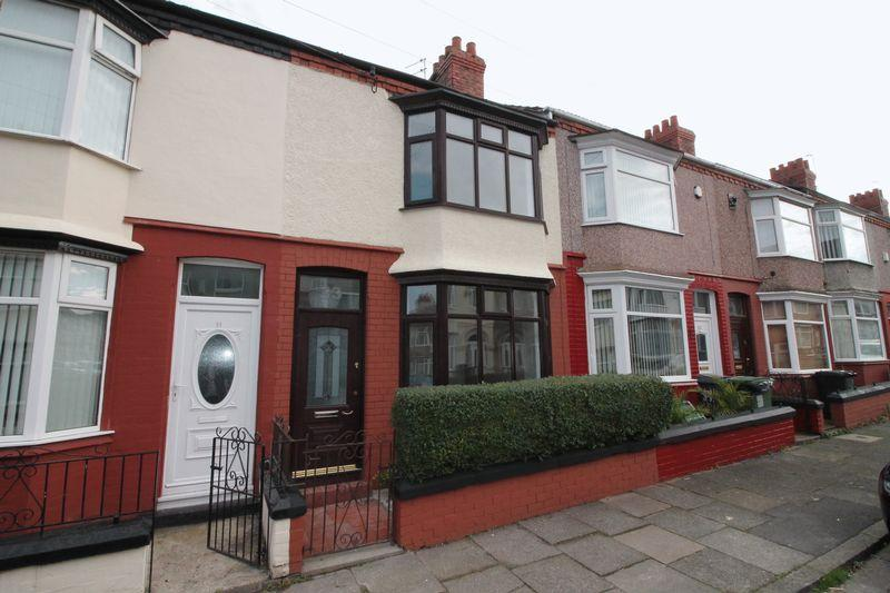 3 Bedrooms Terraced House for sale in Fieldside Road, Tranmere