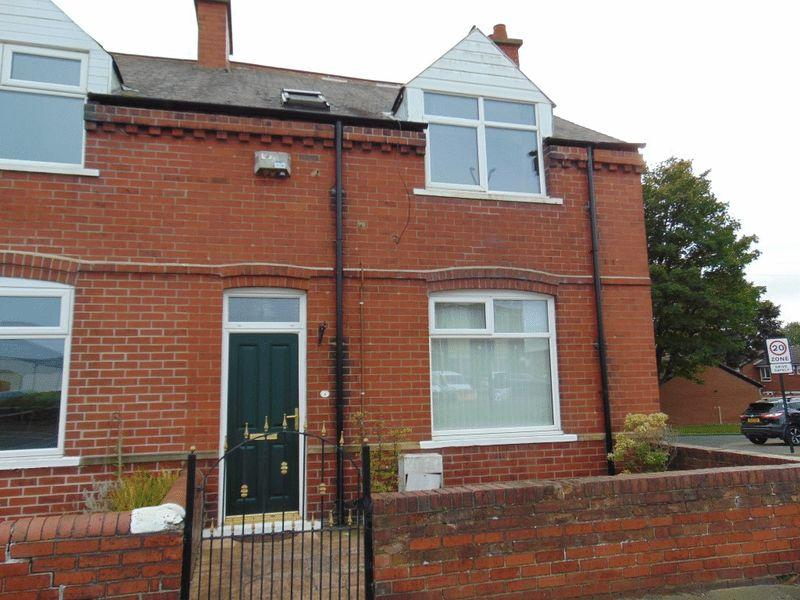 3 Bedrooms End Of Terrace House for sale in Cowper Terrace, West Moor, Newcastle Upon Tyne