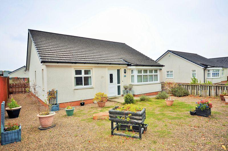 3 Bedrooms Detached Bungalow for sale in 2B Barony Road , Auchinleck KA18 2LL