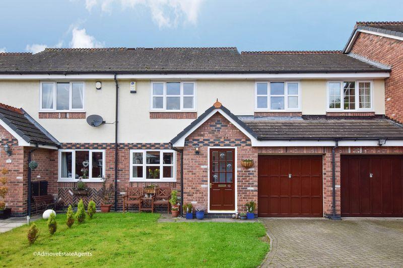 3 Bedrooms Terraced House for sale in Bucklow Gardens, Lymm