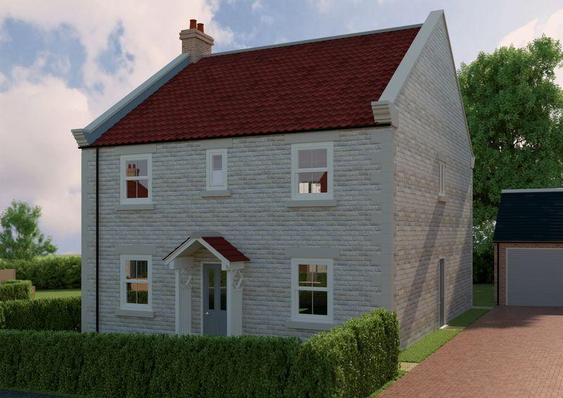 4 Bedrooms Detached House for sale in The View, Thornton le Dale