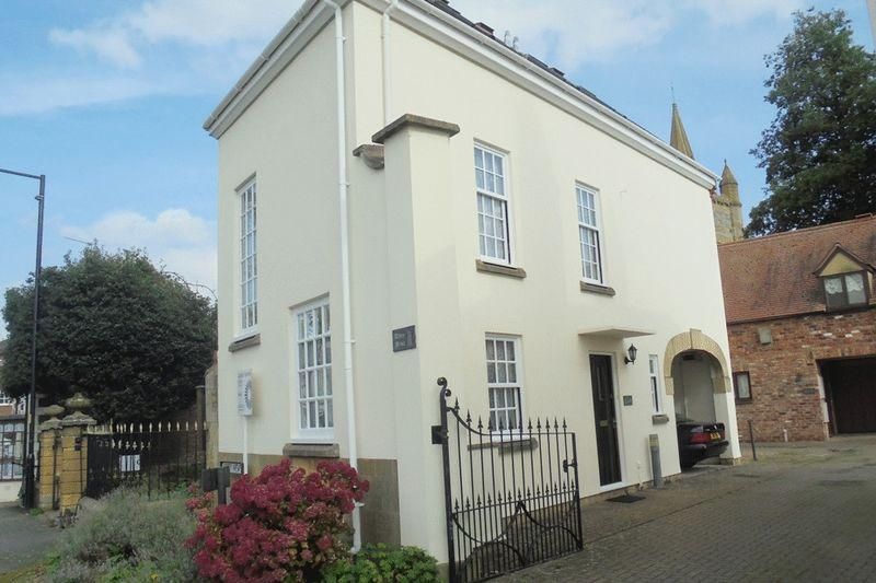 3 Bedrooms Detached House for sale in 1 Abbey Mews, Evesham
