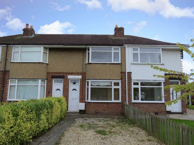 3 Bedrooms Terraced House for sale in Roselyn, Harlescott, Shrewsbury, SY1 4LP