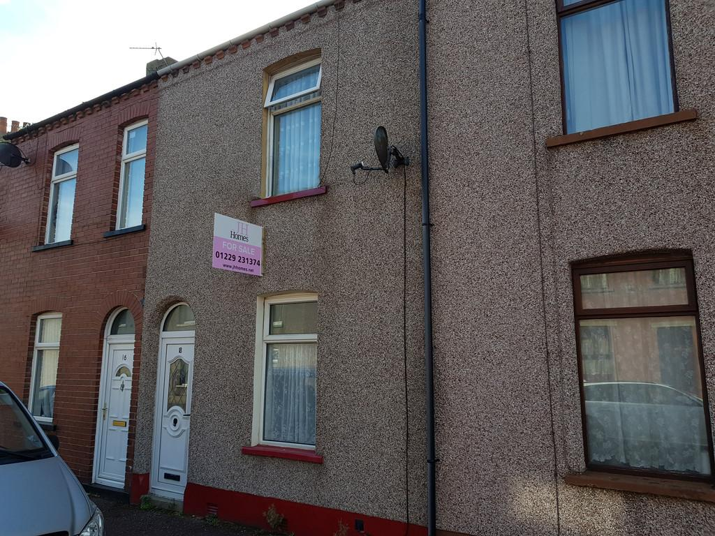 2 Bedrooms Terraced House for sale in Argyle Street, Barrow-in-Furness Cumbria LA14 2EL