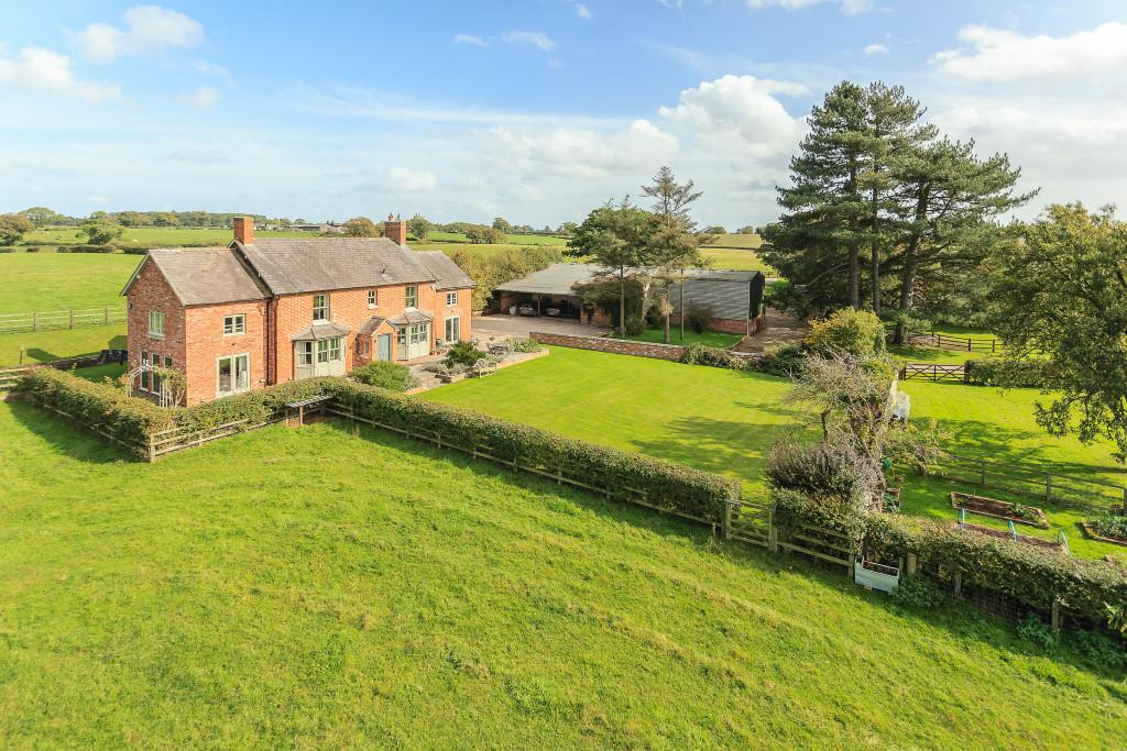 6 Bedrooms Equestrian Facility Character Property for sale in Breadon Heath, Whitchurch