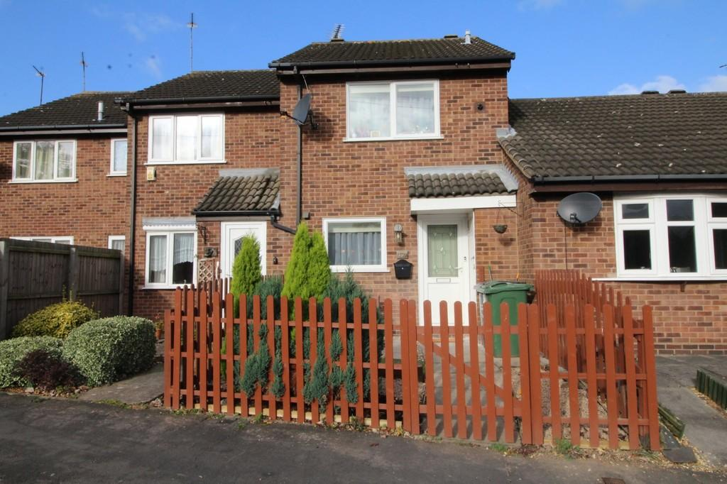2 Bedrooms Terraced House for sale in Fairway Road, Shepshed