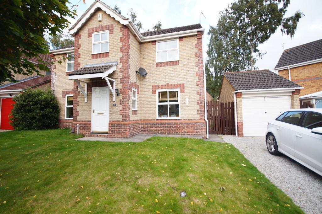 4 Bedrooms Detached House for sale in Sycamore Crescent, Lincoln