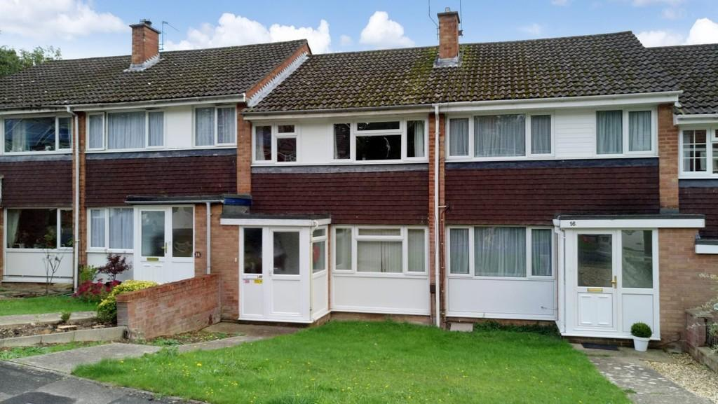 3 Bedrooms Terraced House for sale in Beaulieu Close, Lordswood, Southampton