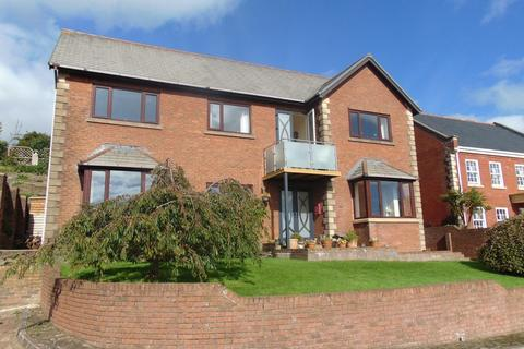 4 bedroom detached house for sale - Ty Magnell, 7 The Dell