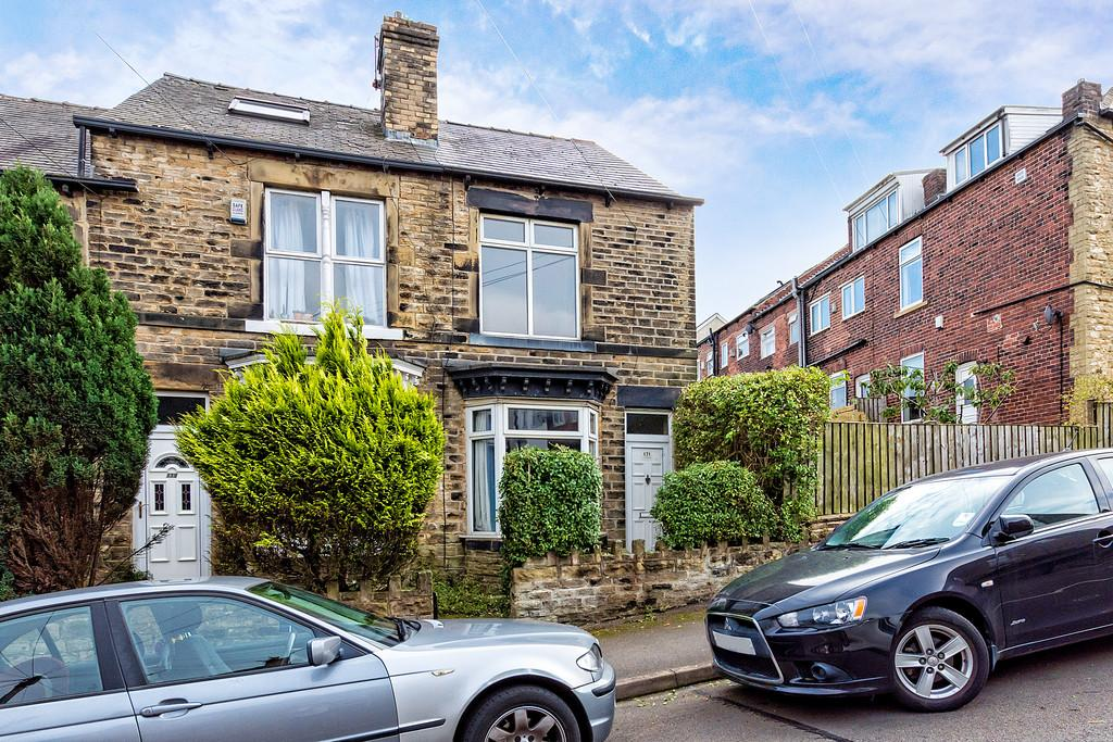 3 Bedrooms End Of Terrace House for sale in Forres Road, Crookes, Sheffield