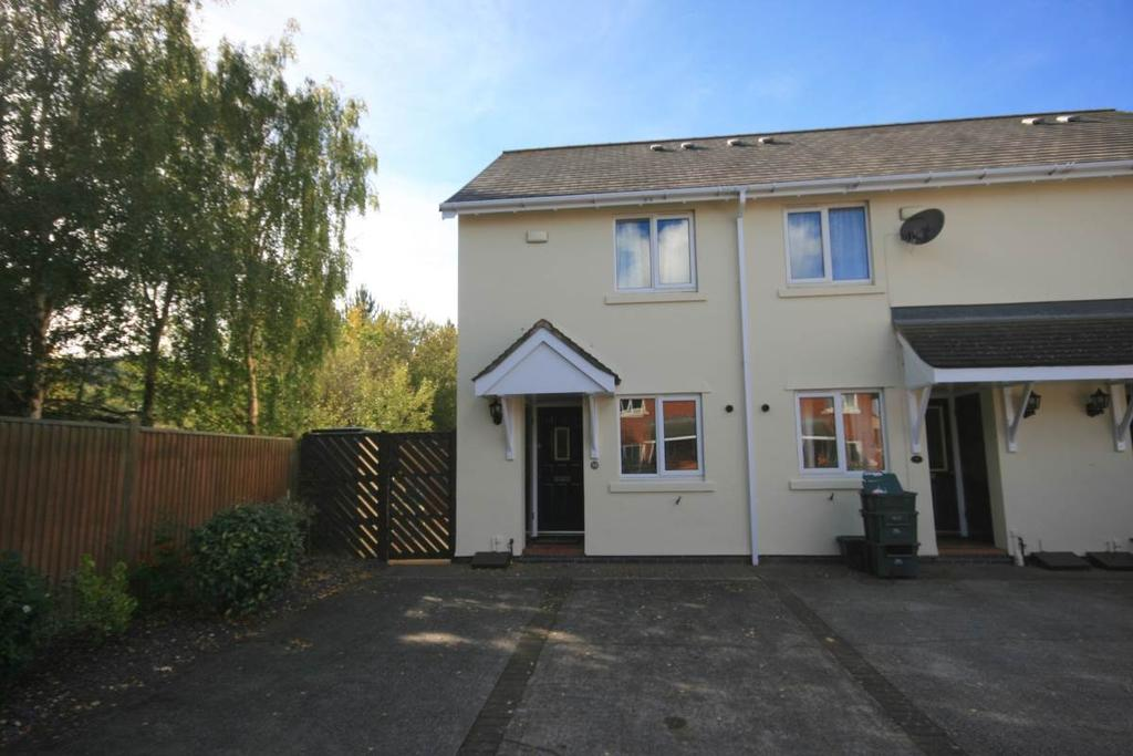 2 Bedrooms Town House for sale in Ellis Way, Conwy, LL32 8GU