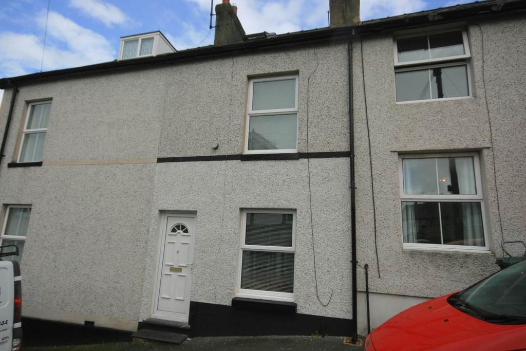 2 Bedrooms Terraced House for sale in Bryn Terrace, Conwy, LL32 8LU