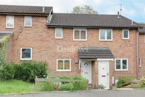 2 bedroom terraced house for sale - Woodlawn Way, Thornhill, Cardiff, CF14