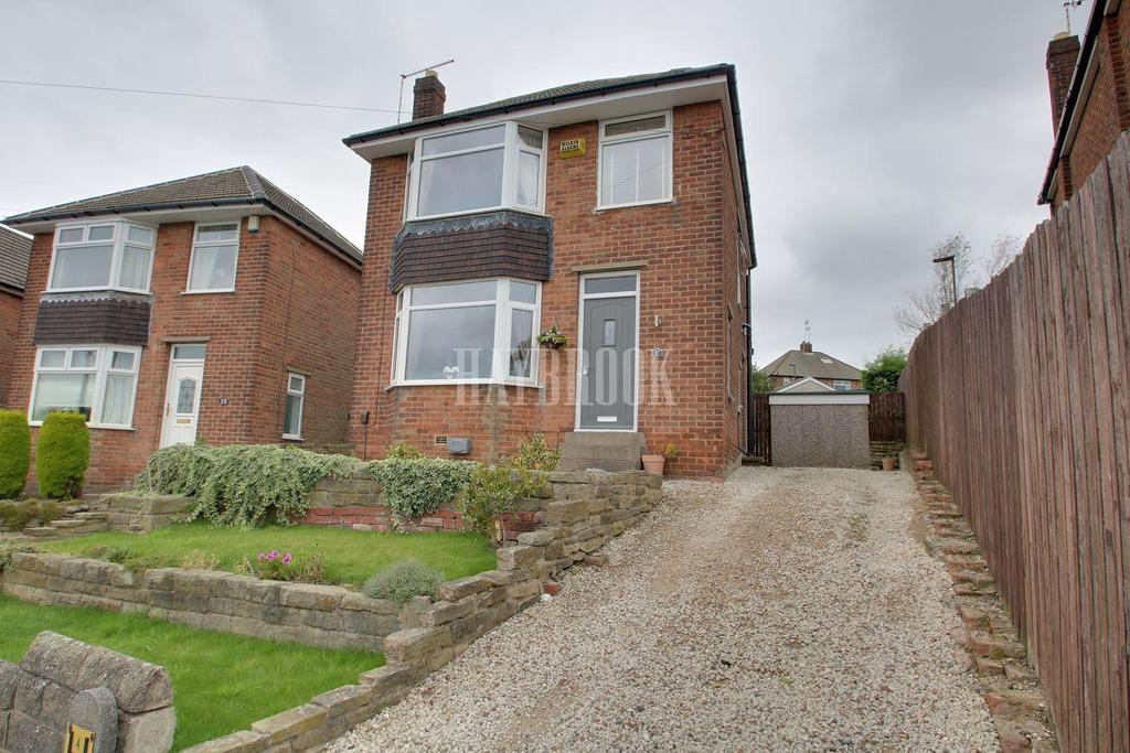 3 Bedrooms Detached House for sale in Charnock Wood Road, Charnock, S12