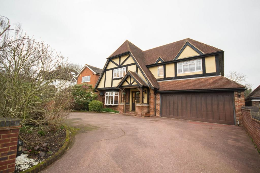 5 Bedrooms Detached House for sale in Coombe Rise, Shenfield, Brentwood, Essex, CM15