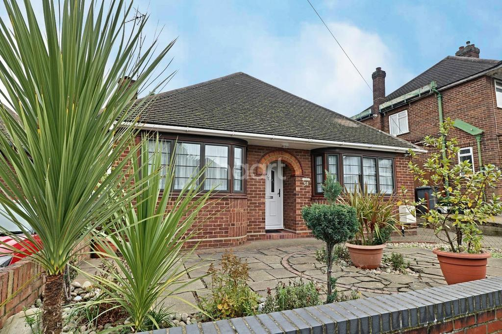 3 Bedrooms Bungalow for sale in Granby Road, LU4