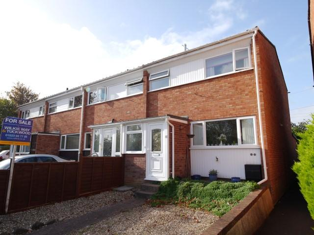 3 Bedrooms Terraced House for sale in Brooklands, Wellington TA21