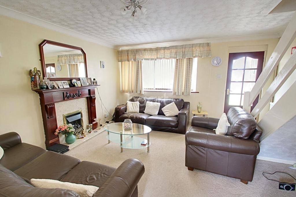 3 Bedrooms End Of Terrace House for sale in Family home in Erin Close