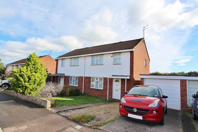 3 Bedrooms Semi Detached House for sale in Minsmere Road, Keynsham, Bristol