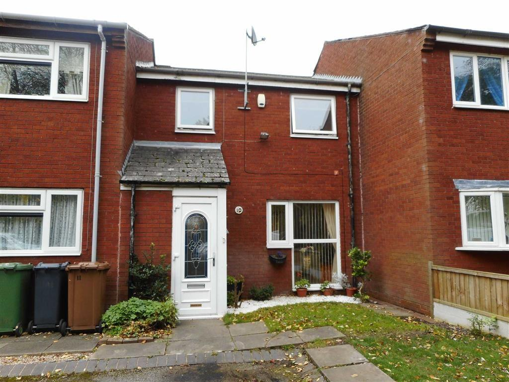 2 Bedrooms Terraced House for sale in Church Road, Pelsall, Walsall