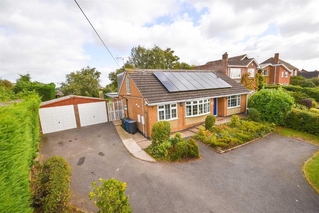 5 Bedrooms Detached Bungalow for sale in Burnside Grove, Tollerton, Nottingham