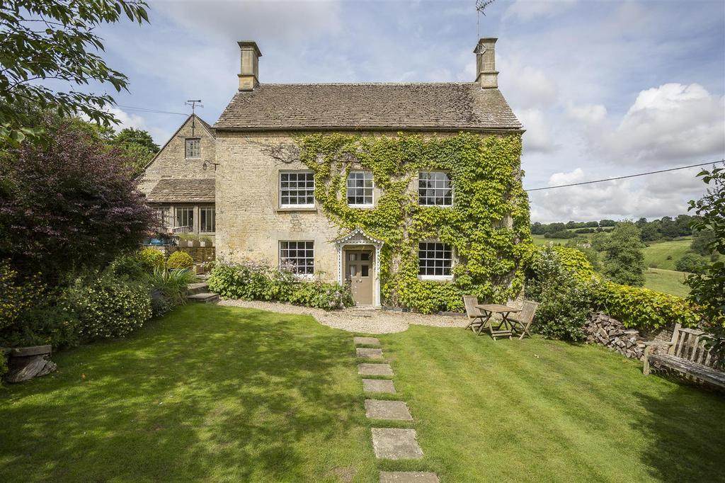 6 Bedrooms Country House Character Property for sale in Lower Chedworth, Cheltenham