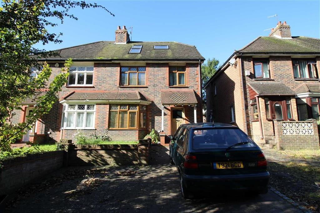 5 Bedrooms Semi Detached House for sale in Coldean Lane, Brighton, East Sussex