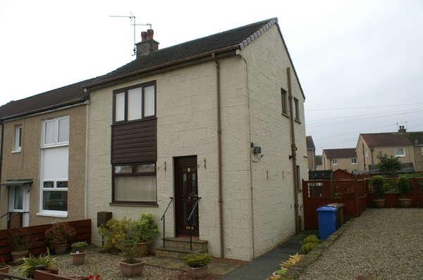2 Bedrooms End Of Terrace House for sale in 2 Holehouse Drive, Kilbirnie, KA25 7BJ