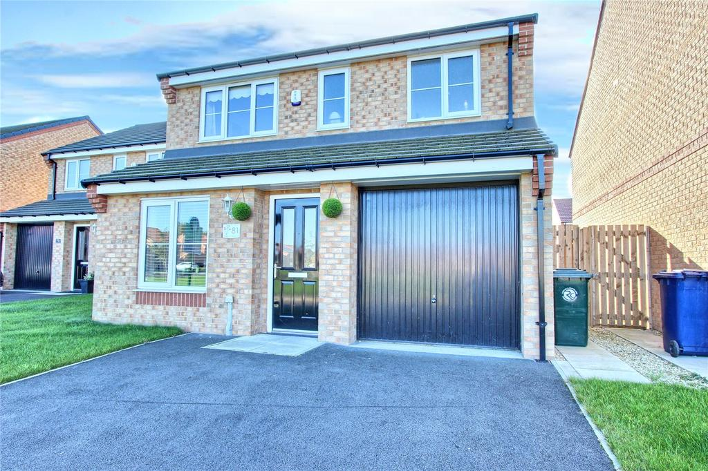 3 Bedrooms Detached House for sale in Maplewood, Normanby