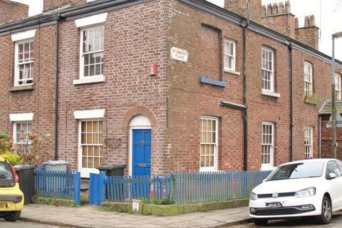 2 bedroom end of terrace house to rent - 36 High Street, Macclesfield, SK11 8BU