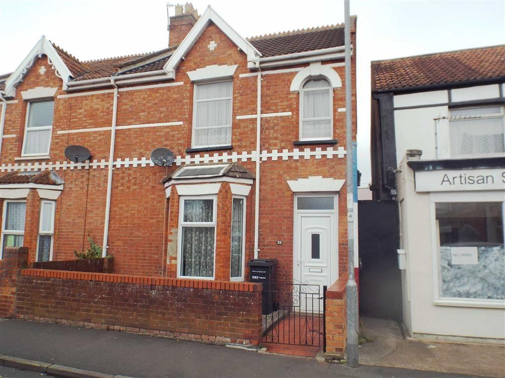3 Bedrooms Semi Detached House for sale in Abingdon Street, Burnham On Sea