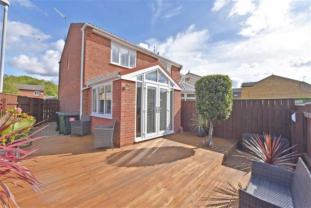 2 Bedrooms End Of Terrace House for sale in Wardley