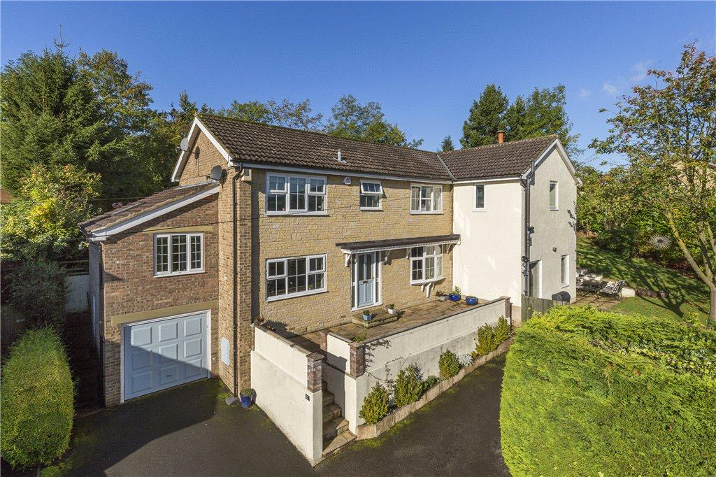 5 Bedrooms Detached House for sale in Heather Rise, Burley in Wharfedale, Ilkley, West Yorkshire